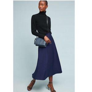 ❣️NWT Anthropologie Maeve Maria Knit Skirt Medium